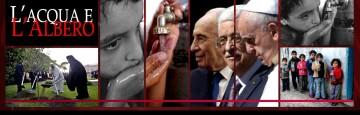 Acqua della Giustizia - Albero della Pace - Papa Francesco - Vaticano