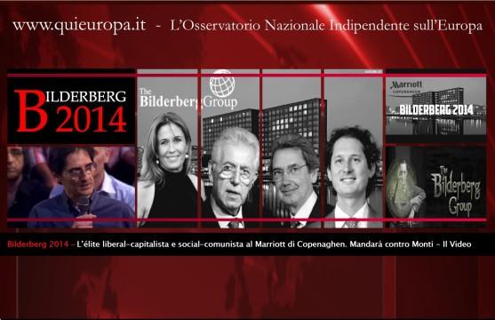 Bilderberg 2014 - Mandarà a La Gabbia - Marriott