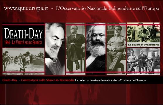 D-Day - Collettivizzazione forzata dell'Europa