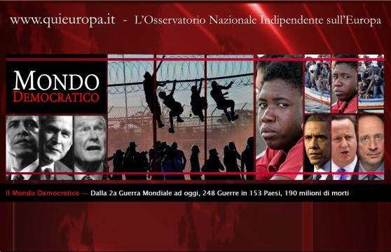 Democrazia - Nuovo Disordine Mondiale