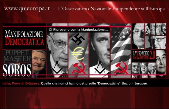 Europeismo - Elezioni 2014 - quello che non ci hanno detto