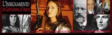 Giovanna d'Arco - Pulzella d'Orléans - Auriti