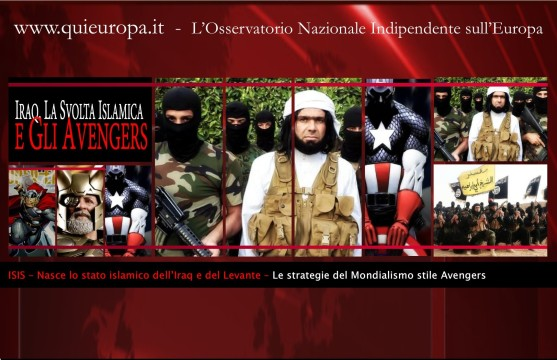 ISIS - IRAQ - AVENGERS