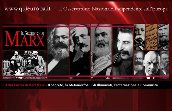 Il segreto di Karl Marx