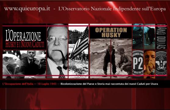 10 luglio 1943 - Sicilia - Sbarco - CIA - P2