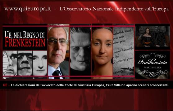 Cruz Villalon - Frankestein - EU - UE