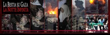Gaza - Crimini contro i palestinesi - Raid Israeliani