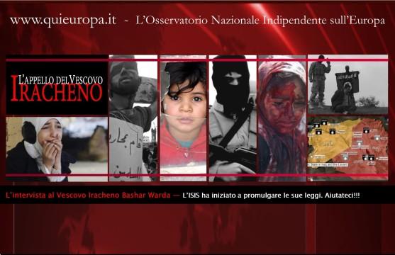 intervista Radio Vaticana - Iraq