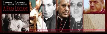 Papa Luciani - contro Massoneria