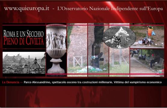 Parco Alessandrino - Roma