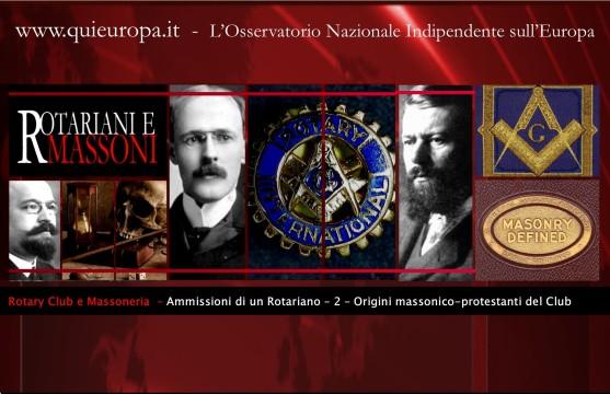 Massoneria e Rotary