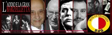 Matteo Renzi - Giorgio Napolitano - Addio
