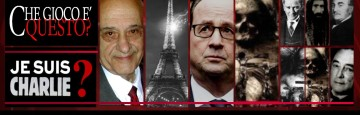 charlie ebdo - media mondialisti e verità non cercate