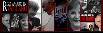 merkel - papa francesco - vaticano