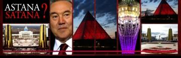 Astana - Kazakistan - New World Order