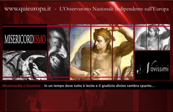 misericordia - giustizia - Confederazione Civiltà Cattolica