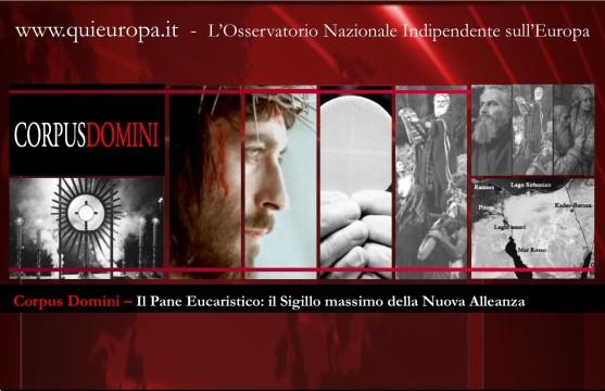 Corpus Domini - Nuova Alleanza