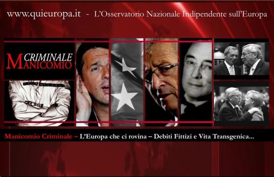 Manicomio Criminale - Unione europea