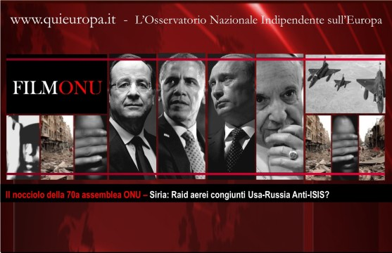 70 Assemblea ONU - Siria