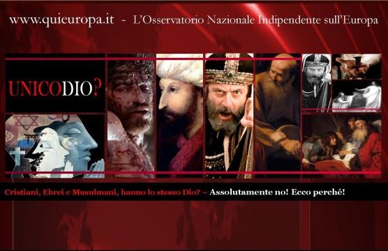 Ebraismo, Cristianesimo, Islam - Ecumenismo