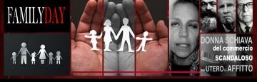 Family Day - Roma, Sabato 30 Gennaio 2016