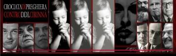 crociata di preghiera contro il ddl cirinnà
