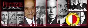 Auriti - Keynes - von Mises - socialismo - liberismo