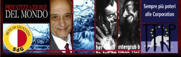 Politica dell'acqua e beni comuni – Privatizzazioni