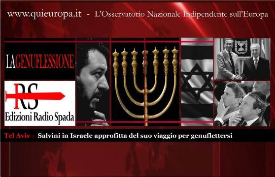 Salvini in Israele