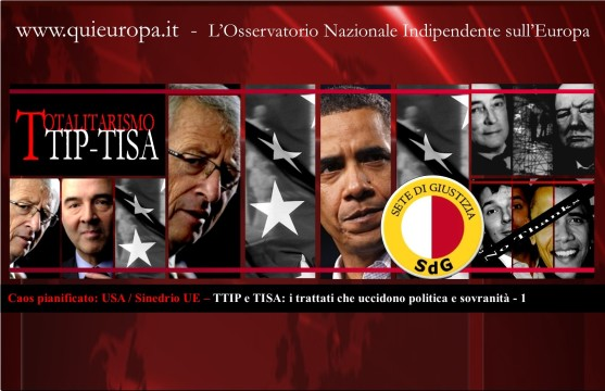 TTIP - TISA