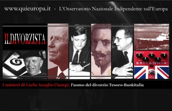 I misteri di Carlo Azeglio Ciampi