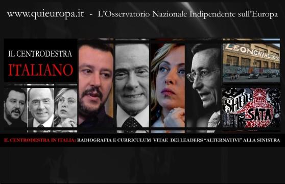 IL CENTRODESTRA IN ITALIA